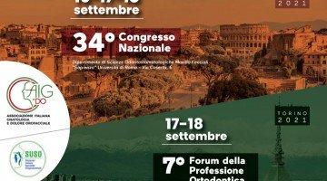 34° Congresso nazionale AIGeDO
